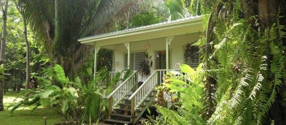 Villa di Kebun Karet